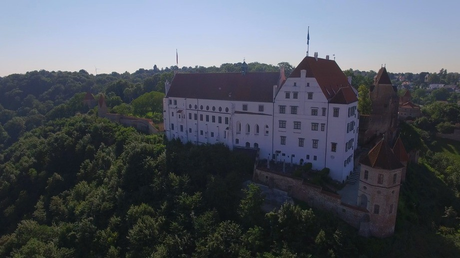 Für die Burgschenke – Neuer Pächter wird gesucht | Isar TV