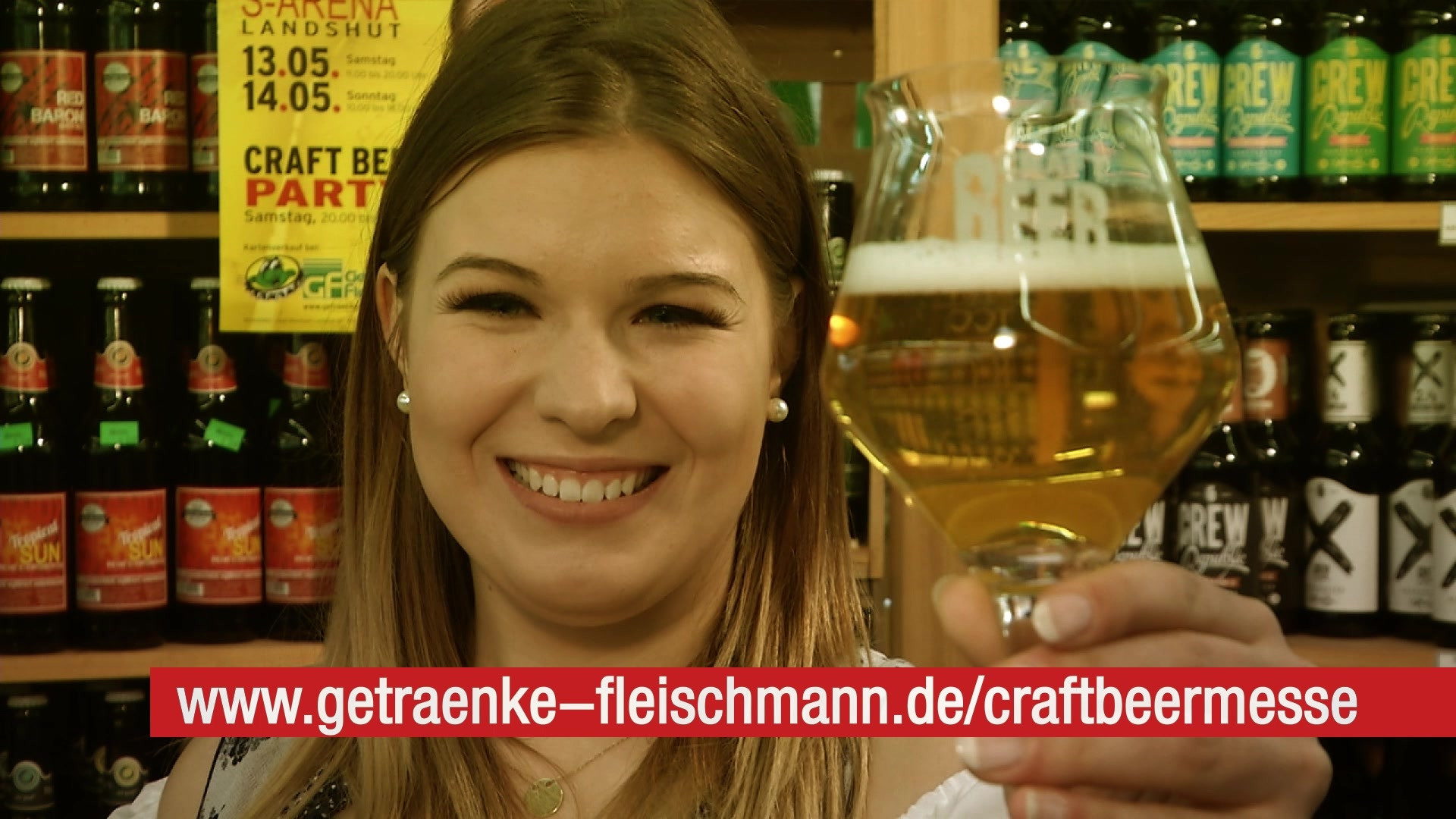 Craft Beer Messe, Landshut | Isar TV